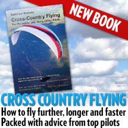 Cross Country Flying Book