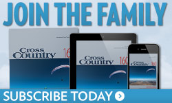 Join the Family - Subscribe to Cross Country today