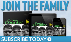 Cross Country magazine subscribe today