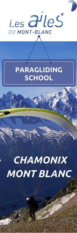 Les Ailes du Mt Blanc