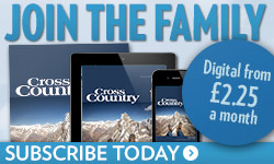 Join the Family – Subscribe to Cross Country Magazine today