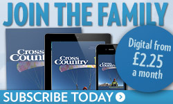Cross Country Magazine - subscribe today