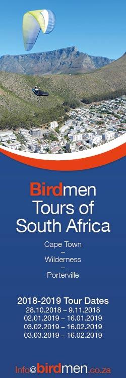 Birdmen South African Tours