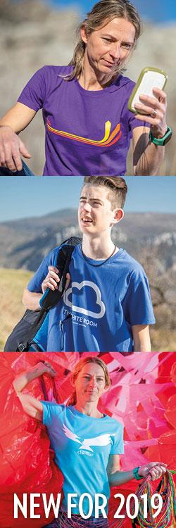 Cross Country 2019 T-shirt Range