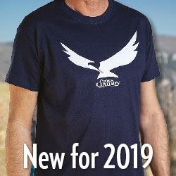 New for 2019 - Men's Eagle T