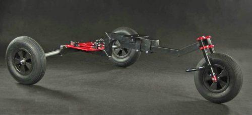impulse paramotor trike