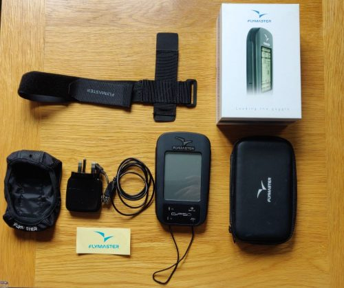 Flymaster GPS SD and Accessories